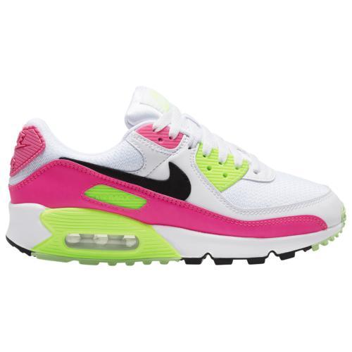 (取寄)ナイキ レディース シューズ エア マックス 90 Nike Women's Shoes Air Max 90 White Black Pink Blast