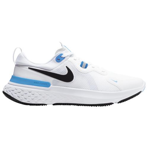 【クーポンで最大2000円OFF】(取寄)ナイキ メンズ シューズ リアクト ミラー Nike Men's Shoes React Miler White Black Photo Blue
