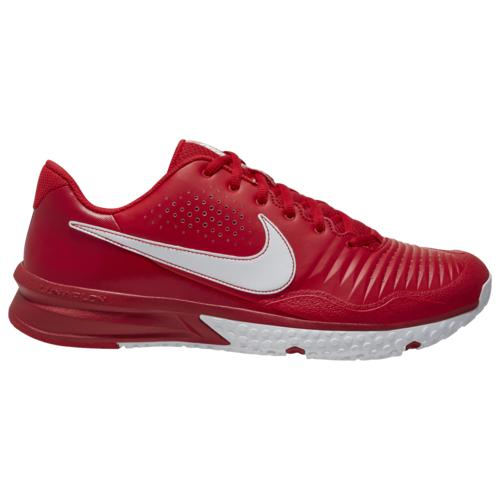 【クーポンで最大2000円OFF】(取寄)ナイキ メンズ シューズ アルファ ハラチ 3 バーシティ ターフ Nike Men's Shoes Alpha Huarache 3 Varsity Turf University Red White Gym Red