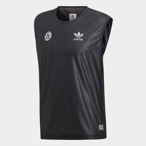 (取寄)アディダス オリジナルス メンズ UA&SONSゲーム ビブス adidas originals Men's UA&SONS Game Bibs Black