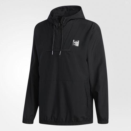 激安商品 (取寄)アディダス パッカブル オリジナルス メンズ パッカブル Black adidas ジャケット adidas originals Men's Packable Jacket Black, 男鹿市:8a83034e --- iclos.com