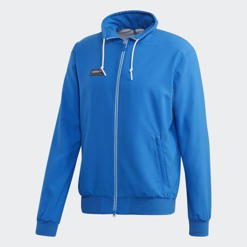 アディダス オリジナルス メンズ カーデル トラック ジャケット ブルー adidas originals Men's Cardle Track Jacket Bluebird