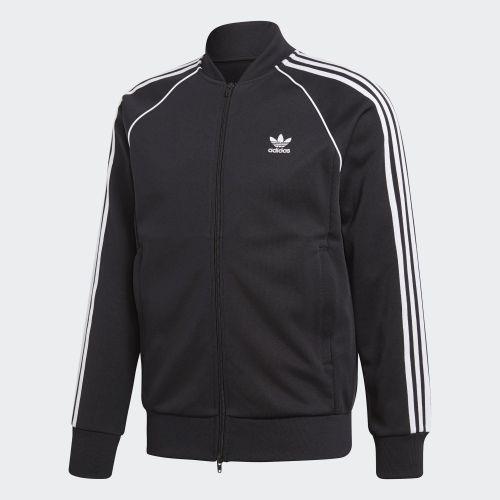 (取寄)アディダス オリジナルス メンズ SST トラック ジャケット adidas originals Men's SST Track Jacket Black