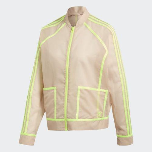 (取寄)アディダス オリジナルス レディース AA-42 ジャケット adidas originals Women AA-42 Jacket Dust Pearl