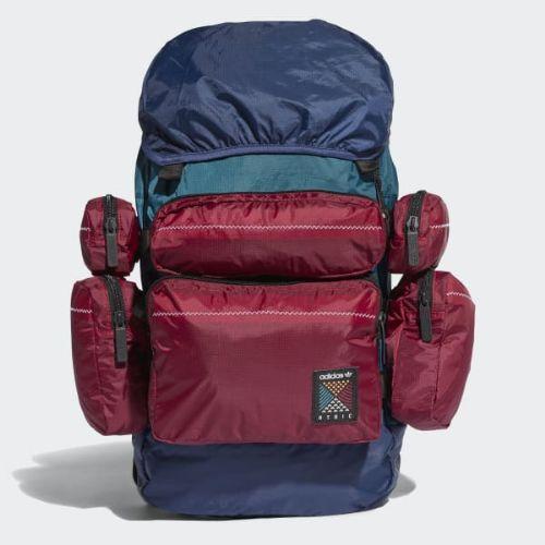 (取寄)アディダス オリジナルス メンズ アトリック ラージ バックパック adidas originals Men's Atric Large Backpack Noble Indigo