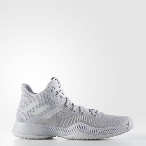 (取寄)アディダス メンズ マッド バウンス バスケットボールシューズ adidas Men's Mad Bounce Shoes Light Solid Grey / Running White