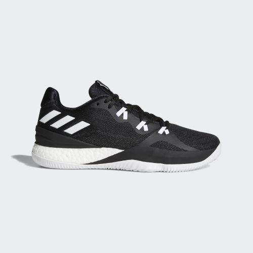 (取寄)アディダス メンズ クレイジーライト ブースト 2018 バスケットボールシューズ adidas Men's Crazylight Boost 2018 Shoes Core Black / Running White / Carbon