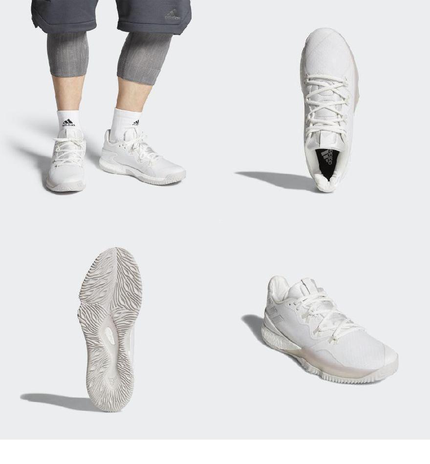 pretty nice 14e8d 75c2a ... new styles f3c68 ebb5f (order) Adidas men zouk Lazy light boost 2018  basketball shoes ...