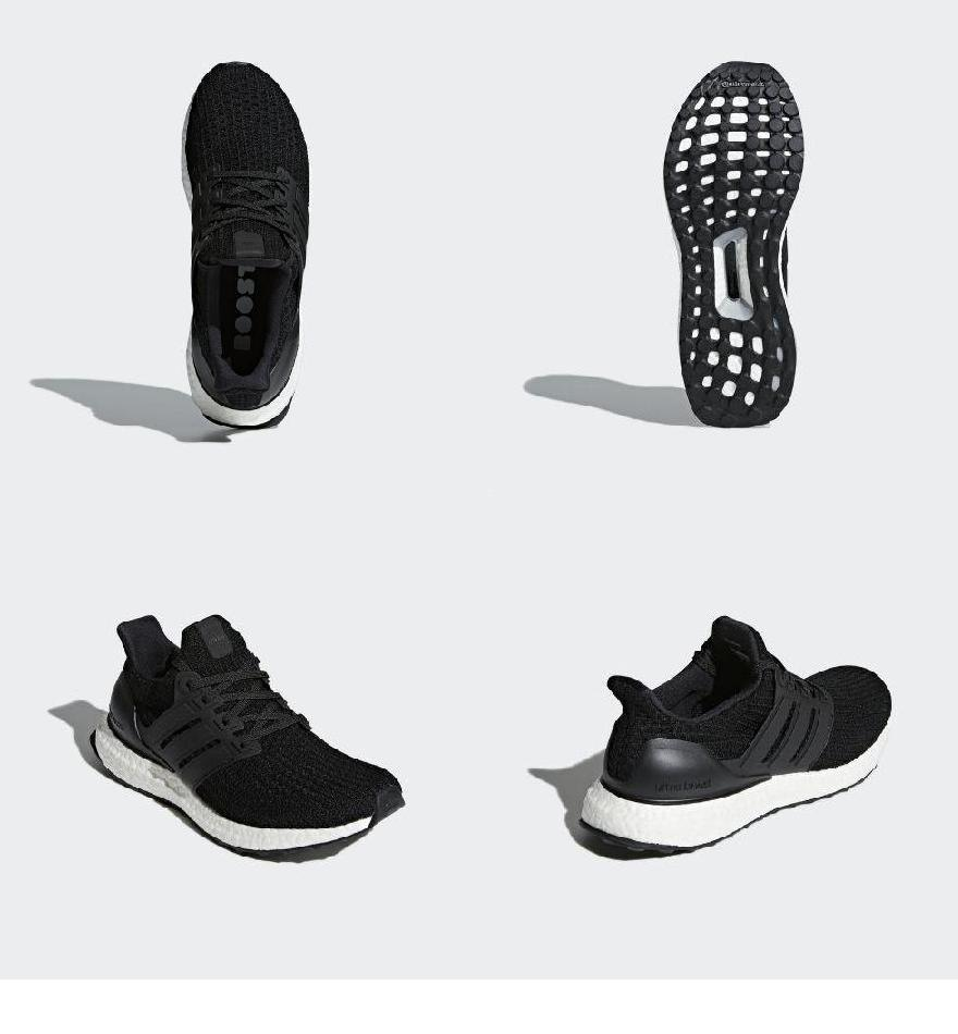 bd5dca1e4 (order) Adidas Lady s ultra boost running shoes adidas Women Ultraboost  Shoes Core Black   Core Black   Core Black