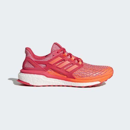 (取寄)アディダス レディース エネルギー、エナジー ブースト ランニングシューズ adidas Women Energy Boost Shoes Hi-Res Orange / Hi-Res Orange / Hi-Res Red