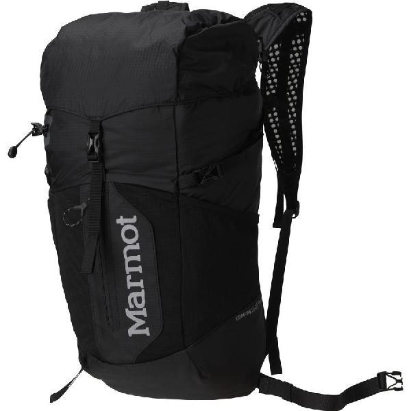 (取寄)マーモット コンプレッサー プラス バックパック Marmot Kompressor Plus Backpack Black