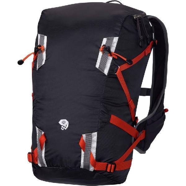 (取寄)マウンテンハードウェア サミットロケット 20VestPack バックパック ベスト Mountain Hardwear Summitrocket 20 Pack Backpack Vest Shark