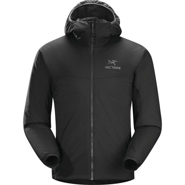 (取寄)アークテリクス メンズ アトム LT フーデッド インサレーテッド ジャケット Arc'teryx Men's Arc'teryx Atom LT Hooded Insulated Jacket Black