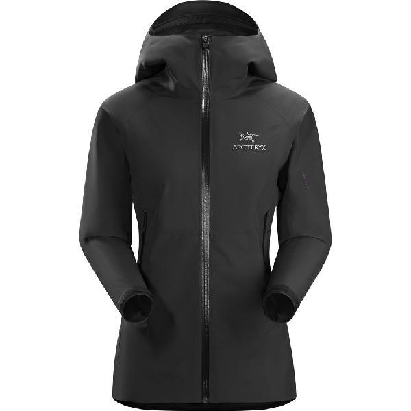 (取寄)アークテリクス レディース ビーター SL ジャケット Arc'teryx Women Beta SL Jacket Black/Black 【コンビニ受取対応商品】