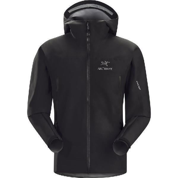 (取寄)アークテリクス メンズ ゼタ LT ジャケット Arc'teryx Men's Zeta LT Jacket Black 【コンビニ受取対応商品】