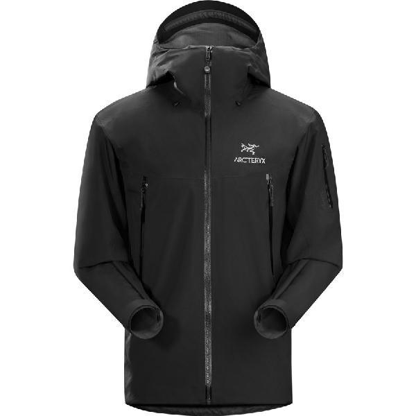 【ハイキング 登山 マウンテン アウトドア】【ウェア アウター】【大きいサイズ ビッグサイズ】 (取寄)アークテリクス メンズ ビーター SV ジャケット Arc'teryx Men's Beta SV Jacket Black 【コンビニ受取対応商品】