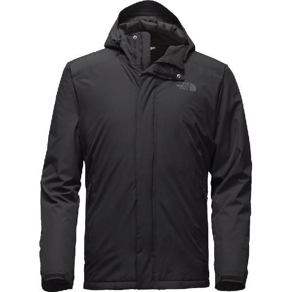 (取寄)ノースフェイス メンズ インラックス インサレーテッド ジャケット The North Face Men's Inlux Insulated Jacket Tnf Black 【コンビニ受取対応商品】