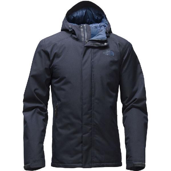 (取寄)ノースフェイス メンズ インラックス インサレーテッド ジャケット The North Face Men's Inlux Insulated Jacket Urban Navy Heather 【コンビニ受取対応商品】
