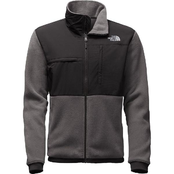 (取寄)ノースフェイス メンズ デナリ 2 フリース ジャケット The North Face Men's Denali 2 Fleece Jacket Recycled Charcoal Grey Heather/Tnf Black