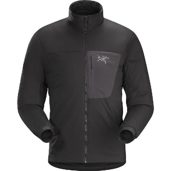 (取寄)アークテリクス メンズ プロトン LT インサレーテッド ジャケット Arc'teryx Men's Proton LT Insulated Jacket Black 【コンビニ受取対応商品】