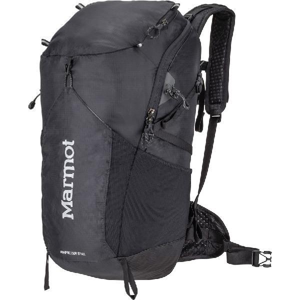 (取寄)マーモット コンプレッサー スター バックパック Marmot Men's Kompressor Star Backpack Black