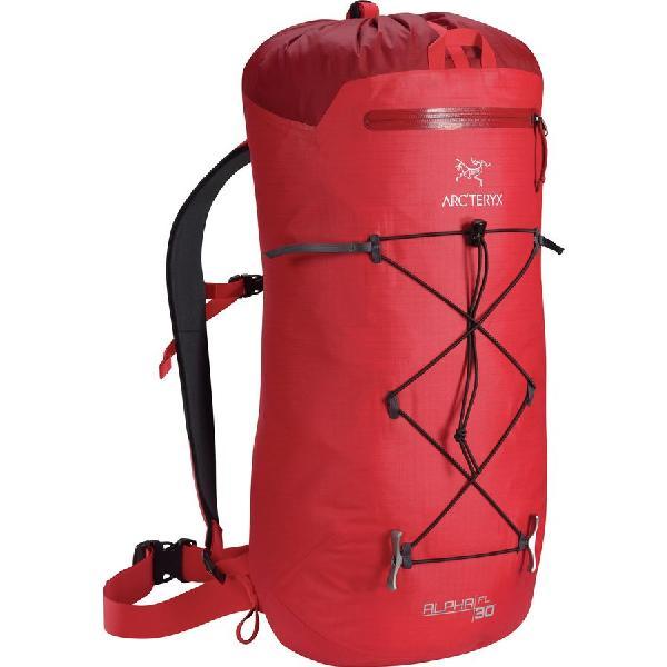 (取寄)アークテリクス アルファ FL 30 バックパック Arc'teryx Men's Alpha FL 30 Backpack Cardinal
