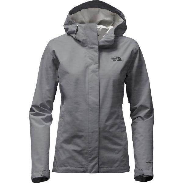 (取寄)ノースフェイス レディース ベンチャー 2 ジャケット The North Face Women Venture 2 Jacket Tnf Medium Grey Heather