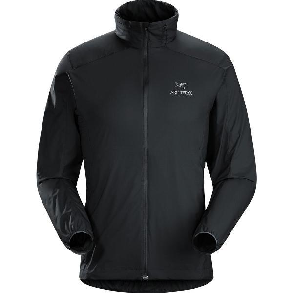 (取寄)アークテリクス メンズ ノディン ジャケット Arc'teryx Men's Nodin Jacket Black
