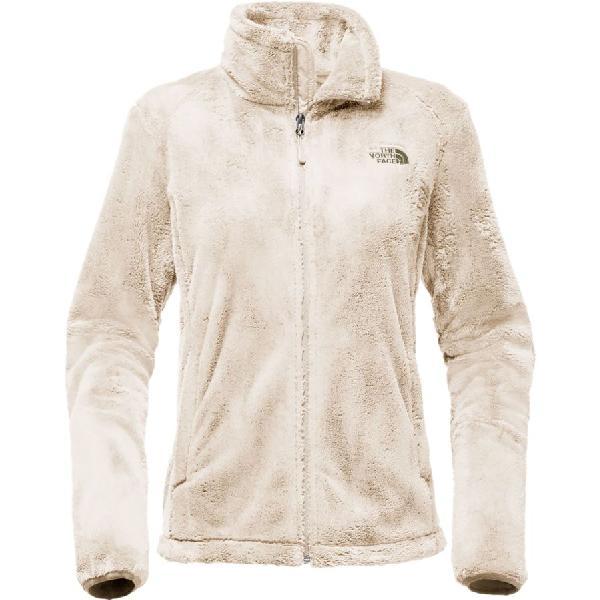 5bae9df74dc2 (order) North Face Lady s Osito 2 fleece jacket The North Face Women Osito  2 Fleece Jacket Vintage White