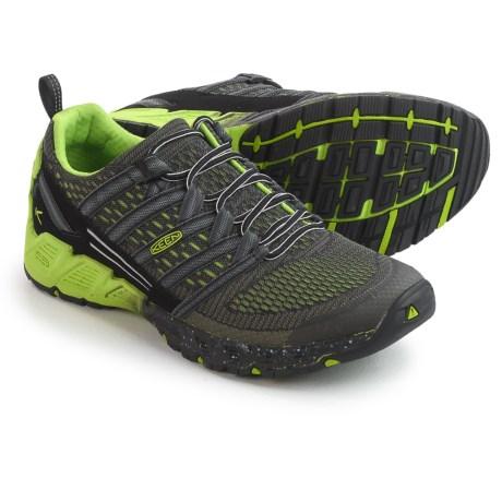 (取寄)キーン メンズ ヴァーサゴー ハイキング シューズ KEEN Men's Versago Hiking Shoes Black/Greenery