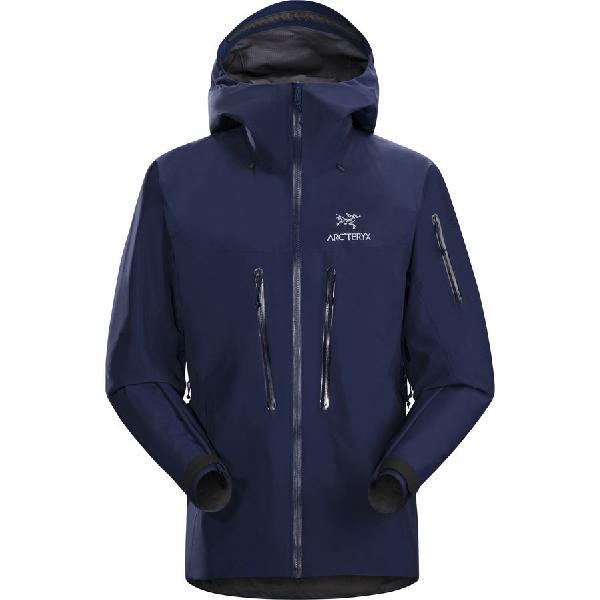 (取寄)アークテリクス メンズ アルファ SV ジャケット Arc'teryx Men's Alpha SV Jacket Inkwell