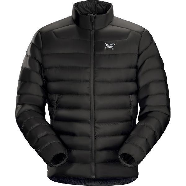 (取寄)アークテリクス メンズ セリウム LT ダウン ジャケット Arc'teryx Men's Cerium LT Down Jacket Black