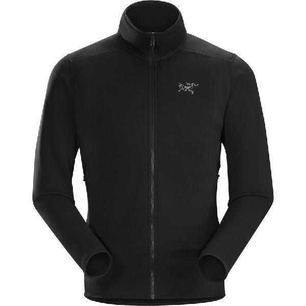 (取寄)アークテリクス メンズ カイヤナイト フリース ジャケット Arc'teryx Men's Kyanite Fleece Jacket Black