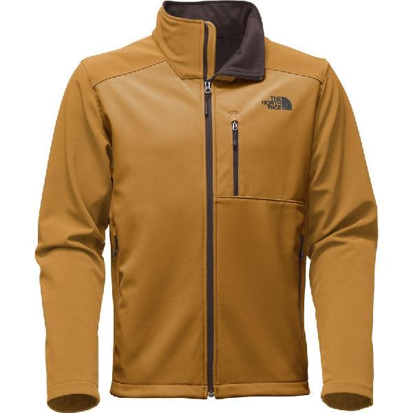 (取寄)ノースフェイス メンズ アペックス バイオニック 2 ソフトシェル ジャケット The North Face Men's Apex Bionic 2 Softshell Jacket Golden Brown/Golden Brown
