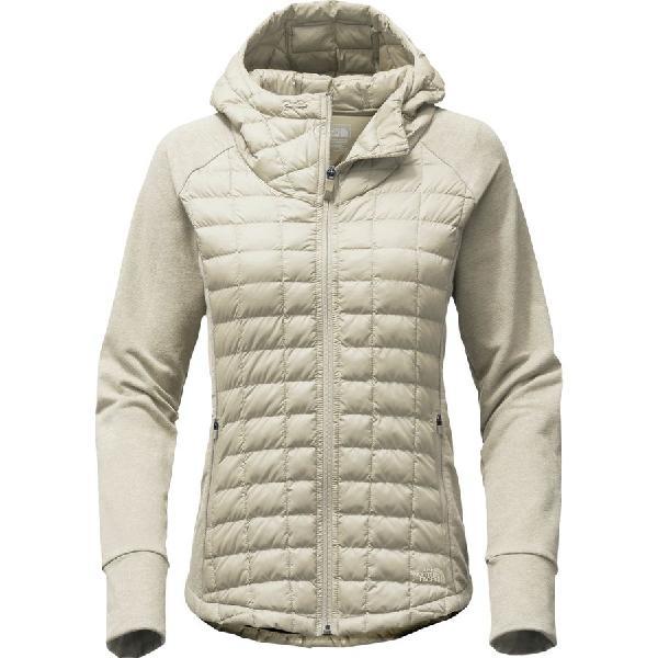ノースフェイス レディース エンデバー サーモボール ジャケット The North Face Women Endeavor Thermoball Jacket Vaporous Grey