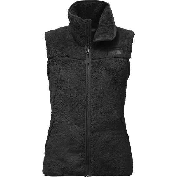 (取寄)ノースフェイス レディース Campshire フリース ベスト The North Face Women Campshire Fleece Vest Tnf Black