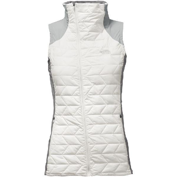 (取寄)ノースフェイス レディース サーモボール アックティブ ベスト The North Face Women Thermoball Active Vest Vaporous Grey/High Rise Grey