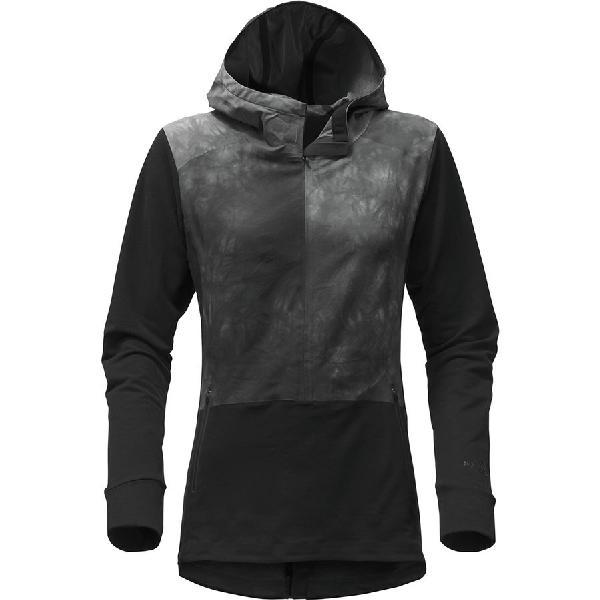 (取寄)ノースフェイス レディース テラ メトロ ジャケット The North Face Women Terra Metro Jacket Tnf Black Tie Dye Print/Tnf Black