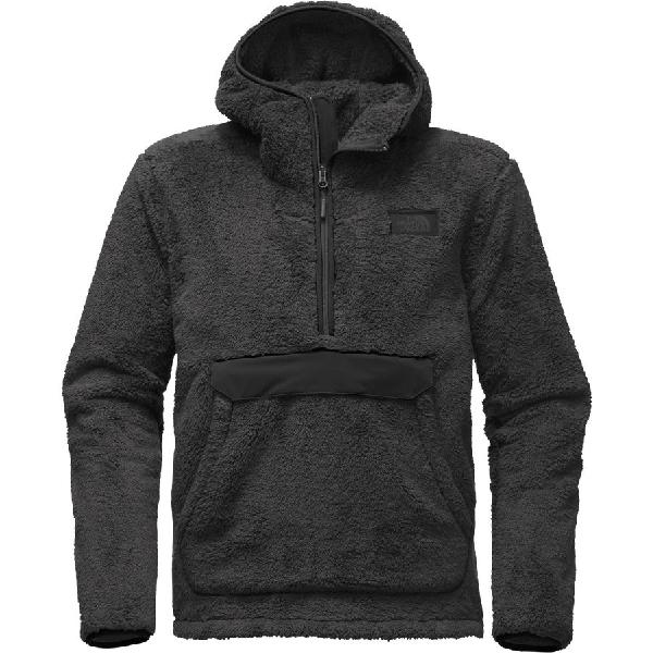 (取寄)ノースフェイス メンズ Campshire フーデッド プルオーバー パーカー The North Face Men's Campshire Hooded Hoodie Pullover Asphalt Grey/Tnf Black
