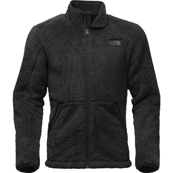 (取寄)ノースフェイス メンズ Campshire フリース ジャケット The North Face Men's Campshire Fleece Jacket Tnf Black
