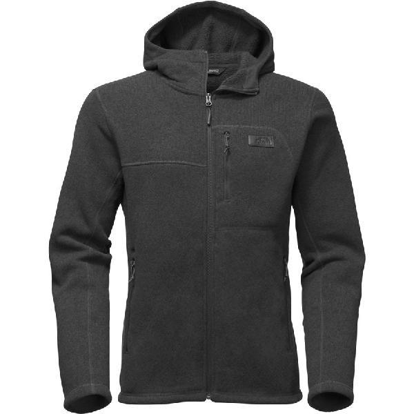 (取寄)ノースフェイス メンズ ゴードン リヨン フーデッド フリース ジャケット The North Face Men's Gordon Lyons Hooded Fleece Jacket Tnf Dark Grey Heather