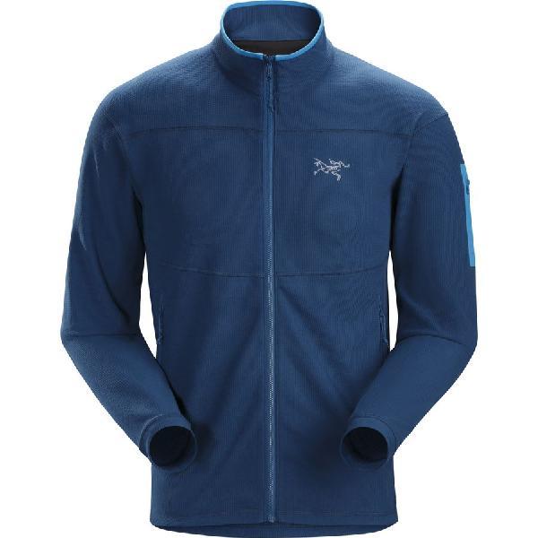 (取寄)アークテリクス メンズ デルタ LT フリース ジャケット Arc'teryx Men's Delta LT Fleece Jacket Triton