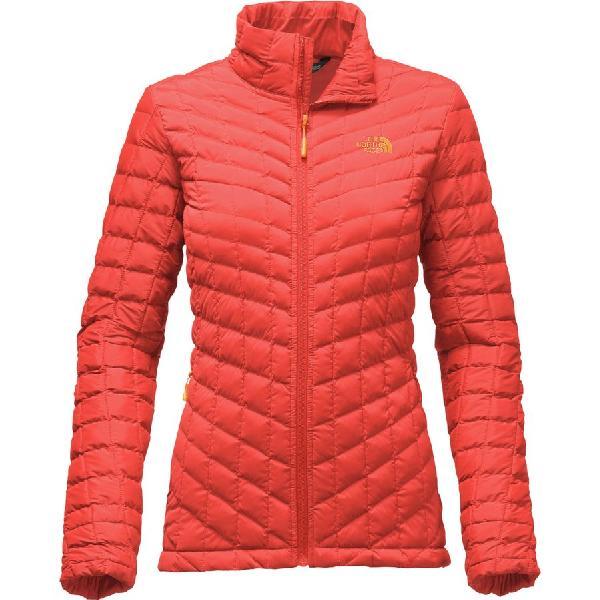 (取寄)ノースフェイス レディース ストレッチ サーモボール ジャケット The North Face Women Stretch Thermoball Jacket Fire Brick Red