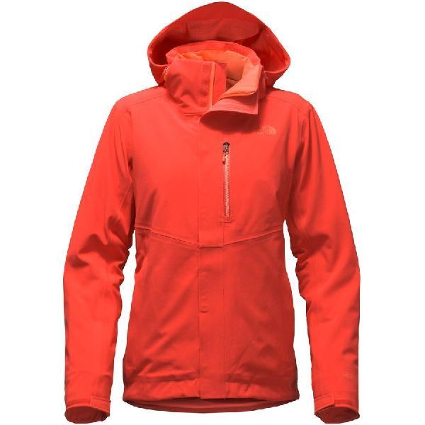 (取寄)ノースフェイス レディース アペックス フレックス GTX フーデッド インサレーテッド ジャケット The North Face Women Apex Flex GTX Hooded Insulated Jacket Fire Brick Red