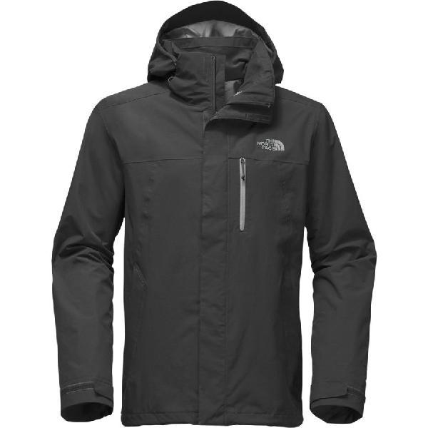 (取寄)ノースフェイス メンズ カルト トリクラメイト フーデッド ジャケット The North Face Men's Carto Triclimate Hooded Jacket Asphalt Grey/Asphalt Grey