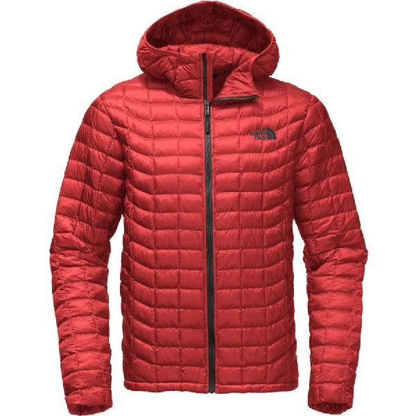 (取寄)ノースフェイス メンズ ThermoBall フーデッド インサレーテッド ジャケット The North Face Men's ThermoBall Hooded Insulated Jacket Cardinal Red