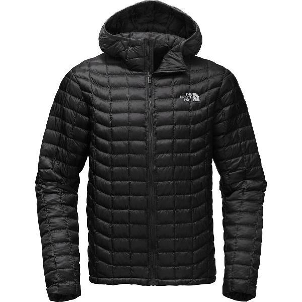 (取寄)ノースフェイス メンズ ThermoBall フーデッド インサレーテッド ジャケット The North Face Men's ThermoBall Hooded Insulated Jacket Tnf Black