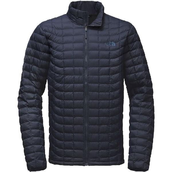 (取寄)ノースフェイス メンズ ThermoBall インサレーテッドトール ジャケット The North Face Men's ThermoBall Insulated Tall Jacket Urban Navy Matte