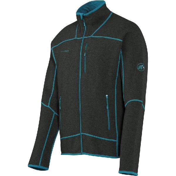 (取寄)マムート メンズ フェイズ フリース ジャケット Mammut Men's Phase Fleece Jacket Graphite