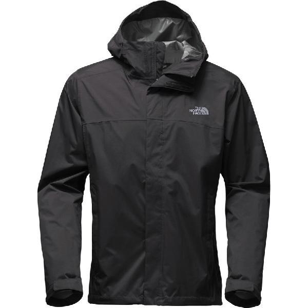 (取寄)ノースフェイス メンズ ベンチャー 2 トール フーデッド ジャケット The North Face Men's Venture 2 Tall Hooded Jacket Tnf Black/Tnf Black